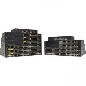 Cisco 10-Port Gigabit Managed SFP Switch SG350-10SFP-K9-NA SG350-10SFP