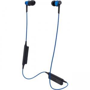 Audio-Technica Sound Reality Wireless In-Ear Headphones ATH-CKR35BTBL ATH-CKR35BT