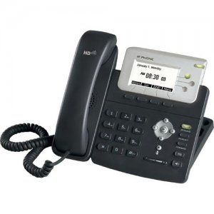 IMSOURCING Certified Pre-Owned Enterprise HD IP Phone - Refurbished SIP-T22P-RF SIP-T22P