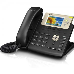 IMSOURCING Certified Pre-Owned Gigabit Color IP Phone - Refurbished SIP-T32G-RF SIP-T32G