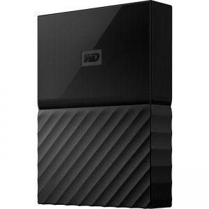 WD My Passport For Mac Portable Storage WDBP6A0030BBK-WESE