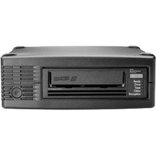 HPE StoreEver LTO-8 Ultrium 30750 External Tape Drive BC023A