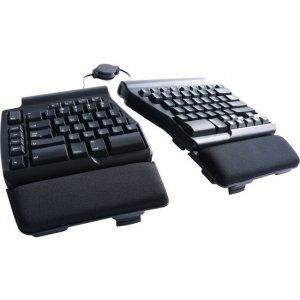 Matias Ergo Pro Mechanical Switch Keyboard for Mac, Low Force Edition FK403R