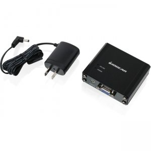 Iogear VGA to HDMI / Audio Converter GVFHFW6 VC180