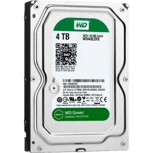 Western Digital - IMSourcing Certified Pre-Owned Green Hard Drive - Refurbished WD40EZRX-RF WD40EZRX