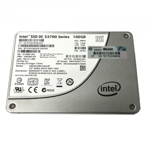 Intel - IMSourcing Certified Pre-Owned DC S3700 Solid State Drive - Refurbished SSDSC2BA100G3-RF