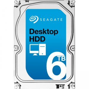 Seagate Hard Drive - Refurbished ST6000DX000-RF ST6000DX000