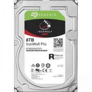 Seagate IronWolf Pro Hard Drive - Refurbished ST8000NE0021-RF ST8000NE0021