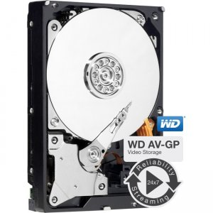 Western Digital - IMSourcing Certified Pre-Owned AV-GP Hard Drive - Refurbished WD10EURS-RF WD10EURS