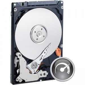 Western Digital - IMSourcing Certified Pre-Owned WD Black Hard Drive - Refurbished WD5000BPKT-RF WD5000BPKT