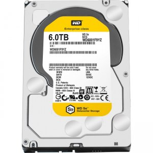 Western Digital - IMSourcing Certified Pre-Owned Se 600 Hard Drive - Refurbished WD6001F9YZ-RF WD6001F9YZ