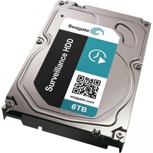 Seagate Surveillance HDD - Refurbished ST6000VX0001-RF ST6000VX0001