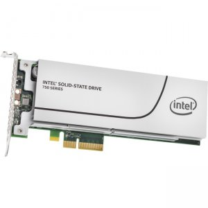 Intel - IMSourcing Certified Pre-Owned Solid-State Drive 750 Series - Refurbished SSDPEDMW012T4X1-RF