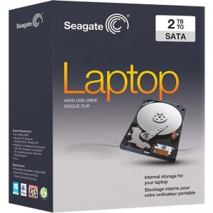Seagate Laptop Hard Disk Drive Kit - Refurbished STBD2000102-RF STBD2000102
