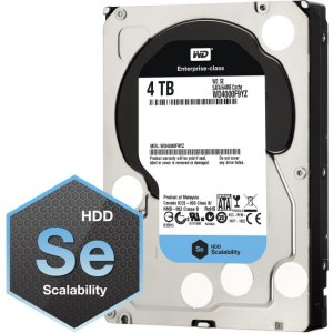 Western Digital - IMSourcing Certified Pre-Owned Hard Drive - Refurbished WD4000F9YZ-RF WD4000F9YZ