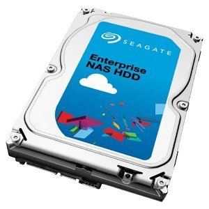 Seagate Enterprise NAS HDD 6TB - Refurbished ST6000VN0001-RF ST6000VN0001