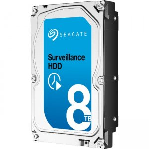 Seagate Survillance Hard Drive - Refurbished ST8000VX0012-RF ST8000VX0012