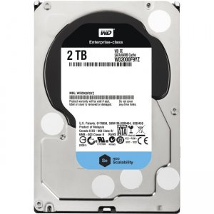 Western Digital - IMSourcing Certified Pre-Owned Hard Drive - Refurbished WD2000F9YZ-RF WD2000F9YZ