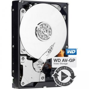 Western Digital - IMSourcing Certified Pre-Owned AV-GP Hard Drive - Refurbished WD5000AVCS-RF WD5000AVCS