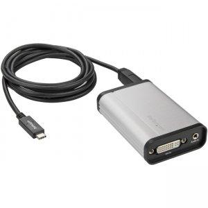 StarTech.com DVI to USB-C Video Capture Device - 1080p 60fps USBC2DVCAPRO