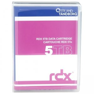 Tandberg HDD-based RDX Media 8862-RDX