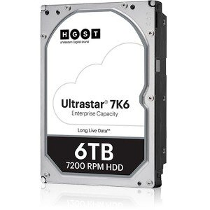 HGST Ultrastar 7K6 0B35919-20PK HUS726T4TALS204
