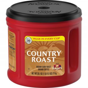 Folgers Country Roast Ground Coffee 20672 FOL20672