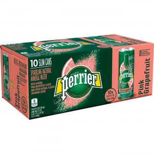 Perrier Sparkling Mineral Water 074780333498 NLE074780333498