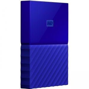 WD 2TB My Passport Portable Hard Drive WDBS4B0020BBL-WESN