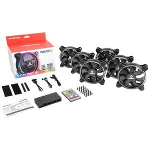 Enermax T.B. RGB Cooling Fan UCTBRGB12-BP6