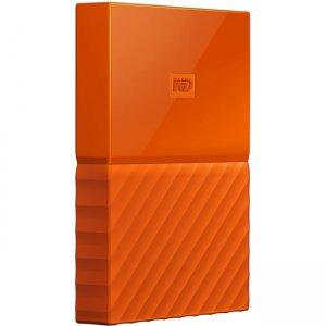 WD 2TB My Passport Portable Hard Drive WDBS4B0020BOR-WESN