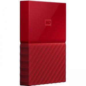 WD 2TB My Passport Portable Hard Drive WDBS4B0020BRD-WESN