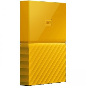 WD 2TB My Passport Portable Hard Drive WDBS4B0020BYL-WESN