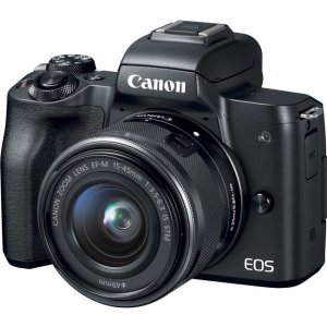 Canon EOS EF-M 15-45mm f/3.5-6.3 & 55-200mm f/3.5-6.3 IS STM