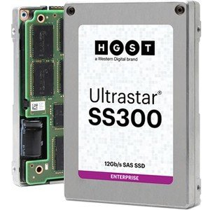 HGST Ultrastar SS300 SAS SSD 0B34901 HUSMR3240ASS200