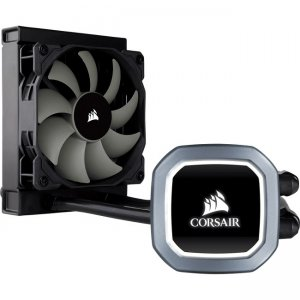 Corsair Hydro Series (2018) 120mm Liquid CPU Cooler CW-9060036-WW H60