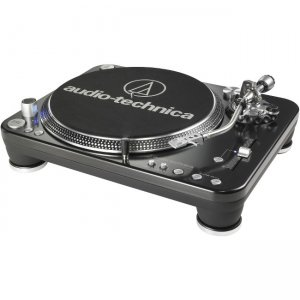 Audio-Technica Direct-Drive Professional DJ Turntable (USB & Analog) AT-LP1240-USBXP AT-LP1240-USB XP