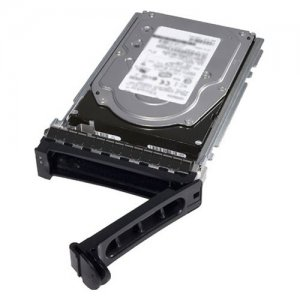 Dell Technologies Hard drive - 2 TB - hot-swap - 3.5-inch - SAS 12Gb/s - NL - 7200 rpm 400-AUUQ