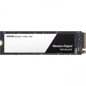 WD 500GB Black, High-Performance NVMe SSD WDS500G2X0C