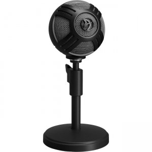 Arozzi Sfera Microphone - Black SFERA-BLACK