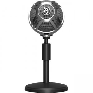 Arozzi Sfera Microphone - Chrome SFERA-CHROME