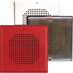 Bosch R 24 VDC Low-Profile Speaker ((White) E70-W E70