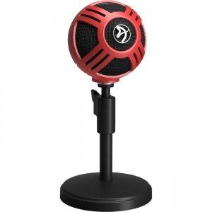 Arozzi Sfera Microphone - Red SFERA-RED