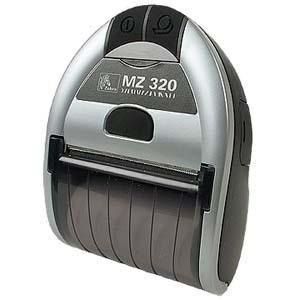 Zebra Mobile Receipt Printer M3E-0UB0E020-00 MZ 320