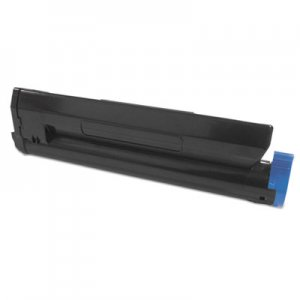 Innovera Remanufactured 43502001 High-Yield Toner, 7000 Page-Yield, Black IVR43502001 AC-O4600X