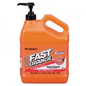 FAST ORANGE Pumice Hand Cleaner, Citrus Scent, 1 gal Dispenser, 4/Carton ITW25219CT 25219