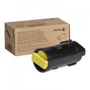 Xerox 106R04016 High-Yield Toner, 9,000 Page-Yield, Yellow, TAA Compliant XER106R04016 106R04016
