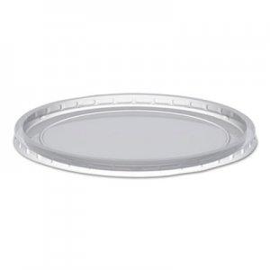 Anchor Packaging MicroLite Deli Tub Lid, Clear, Inside-Cap Fit, 500/Carton ANZL409C L409C