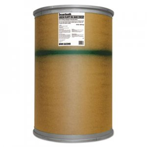 Boardwalk Oil-Based Sweeping Compound, Grit-Free, Green, 150lbs, Drum BWKG6COHO