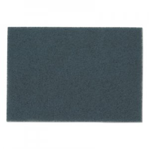 "3M Blue Cleaner Pads 5300, 28"" x 14"", Blue, 10/Carton MMM530028X14 5300"